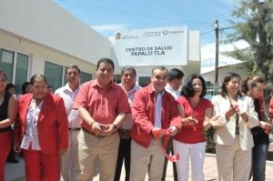 Centro de Salud Papalotla