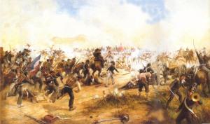 Batalla Maipu