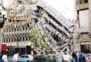 Terremoto Septiembre 19 1985