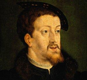 Carlos V (retrato de Jan Cornelisz Vermeyen, c. 1530)