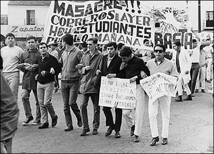 Matanza Tlatelolco 1968