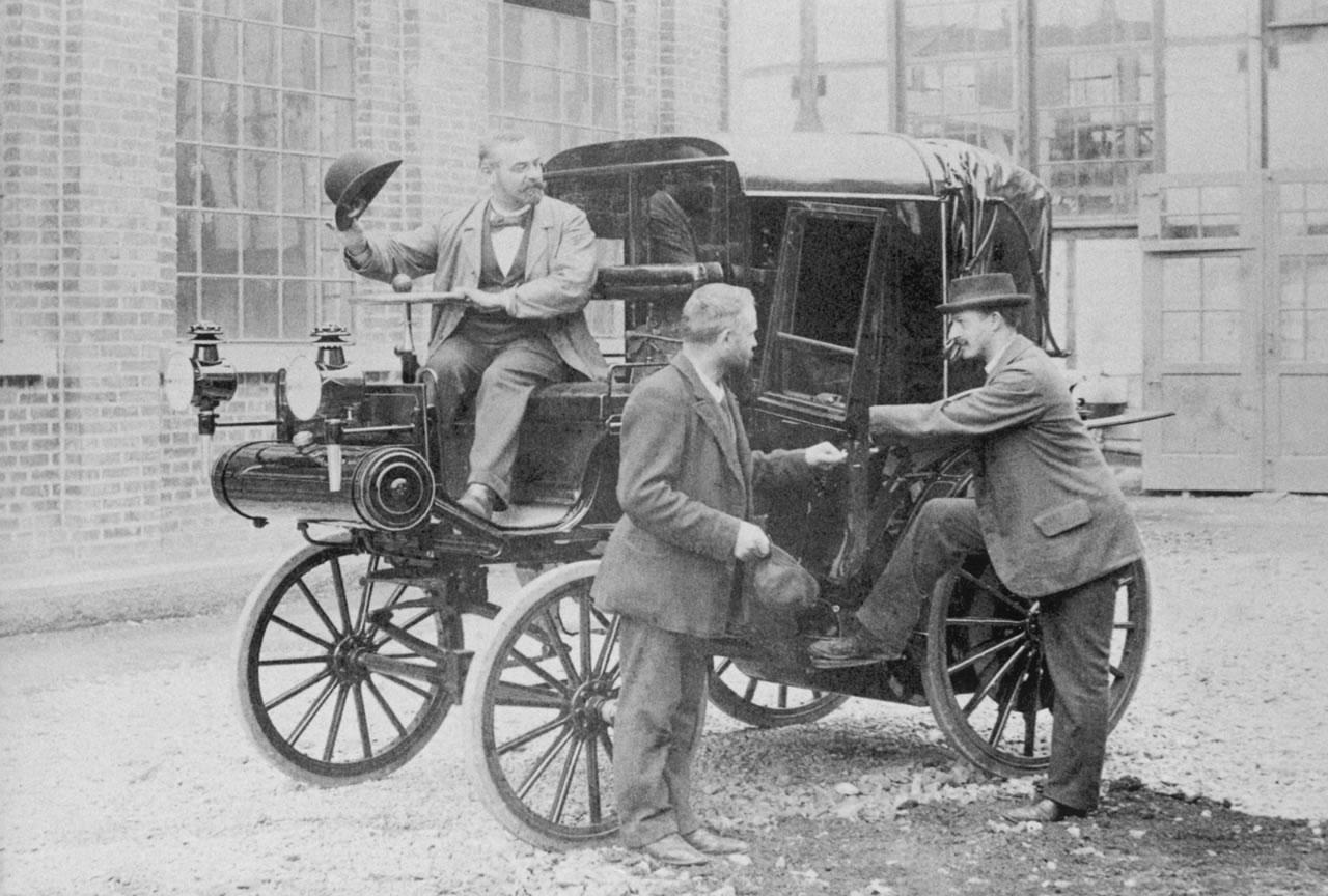 Carl Benz.